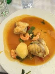 lapin de cuisine caldeirada de tamboril picture of chez lapin porto tripadvisor