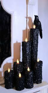 halloween candlestick holders house of dewberry diy halloween creepy candles