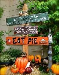 best 25 thanksgiving decorations outdoor ideas on