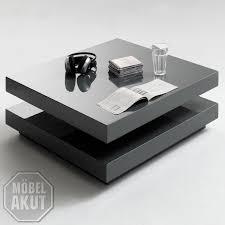 Wohnzimmertisch Quadratisch Glas Couchtisch Quadratisch Schwarz