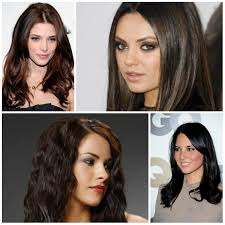 dark hair color ideas to try in 2017 u2013 haircuts and hairstyles for