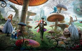 movie review alice through the looking glass u0027 the young folks