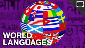 Top Flags Of The World What U0027s The Most Common Language In The World Youtube