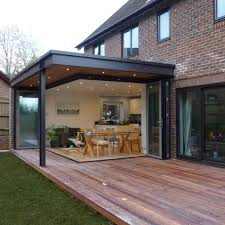 ground floor flat rear extension project architect your home