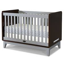 Convertible Crib Espresso Zutano Tivoli Convertible Crib In Espresso Cloud Free Shipping
