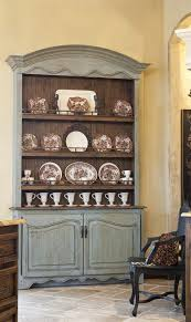Decorating A Hutch Hutch Decorating Ideas Dining Room Rustic With Neutral Colors