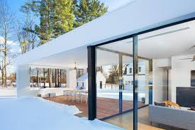 Modern House Roof Design Beautiful Modern House Designs In Snow Country
