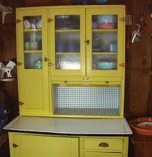 1950s kemper u0027hoosier u0027 style kitchen cabinet ebth