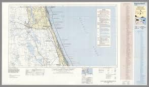 Map Of Daytona Beach Daytona Beach Florida Digital Library