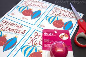 merry kissmas lip balm gift eighteen25