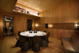 cut las vegas wolfgang glamorous restaurants with private dining