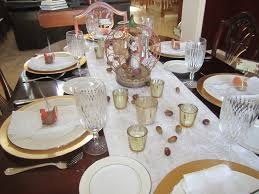 Thanksgiving Table Decorating Ideas by Large Ellipse Decorating Table For Thanksgiving Mixed Fruit Shaped