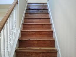 Hardwood Flooring On Stairs Old Texas Wood