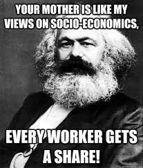 Economics Memes - karl marx economics memes