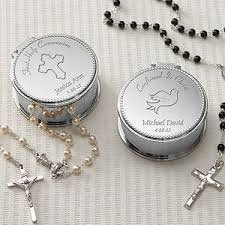 communion gifts for boys holy day engraved rosary communion gifts
