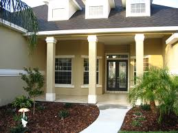 exterior columns and pillars home decor color trends classy simple