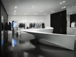design shop amazing neil barrett shop in shops design by zaha hadid