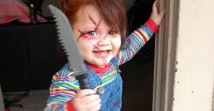 chucky costume toddler the most hilariously inappropriate costumes for babies
