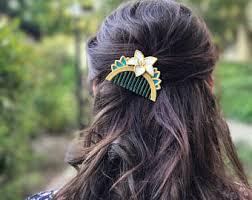 mulan hair comb mulan comb etsy