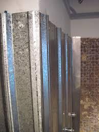 Bath Shower Walls Galvanized Shower Surround A Complete How To Shower Surround