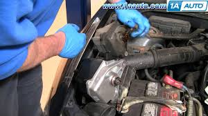2002 honda accord change how to install replace engine distributor honda accord 2 3l 98 02