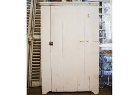 farmhouse white jelly cupboard omero home