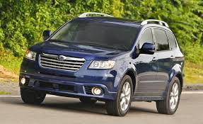 2010 Subaru Tribeca Quick Spin Reviews Car And Driver