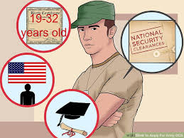 3 ways to apply for army ocs wikihow