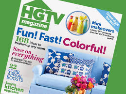 talk to hgtv magazine hgtv