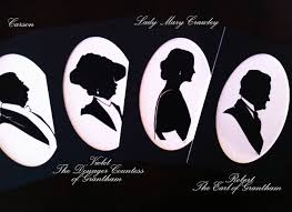 dinner silhouette downton abbey silhouette dinner menus silhouette pinterest
