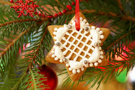 how to make cookie ornaments for the tree gourmet cookie