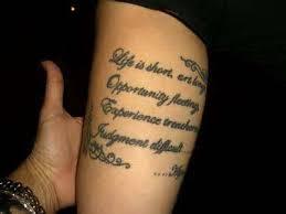 creative tattoo quotes tumblr short tattoo quotes for men profile picture quotes
