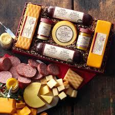 hillshire farms gift basket summer sausage gift baskets best hillshire farms cheese