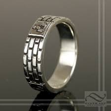 stargate wedding ring silver new wedding rings