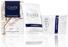 free sample cuvee shampoo u0026 conditioner