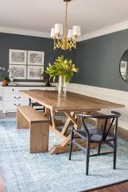 diy farm table build plans and makeover ideas fox hollow cottage modern farmhouse table and bench build plan tutorial erin spain