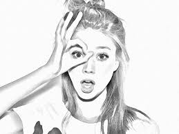 to create a realistic pencil sketch effect in photoshop