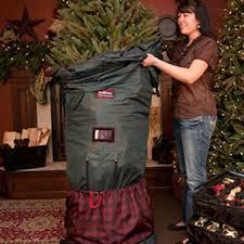 tree storage box cool santaus bags upright artificial