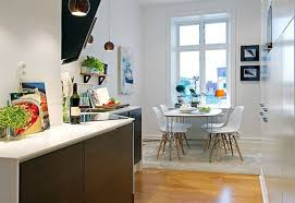 dining room ideas for apartments solid black high gloss set
