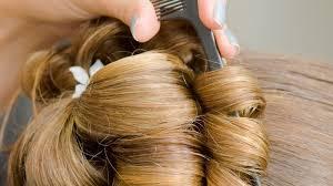 Hochsteckfrisurenen Ohne Klammern by Klammern Spangen Mit Den Richtigen Haarklammern Haarspangen