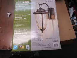 altair lighting led outdoor energy saving lantern 60 000 hrs arm