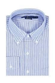 light blue striped polo dress sport shirts men s polo ralph lauren light blue striped linen