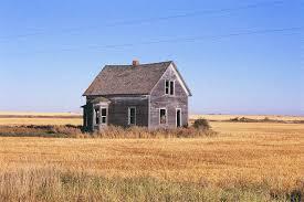 fixer upper dust bowl era farmhouse in high line north dakota