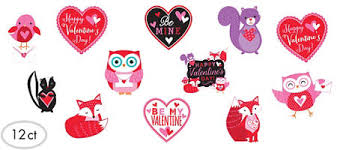 Heart Decorations For Valentine S Day by Valentine U0027s Day Decorations Party City