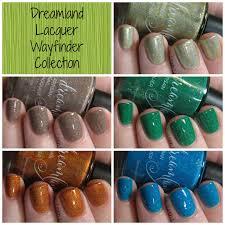 lavish layerings dreamland lacquer wayfinder collection