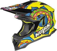 top motocross helmets nolan n53 stoner practice replica motocross helmet motorcycle