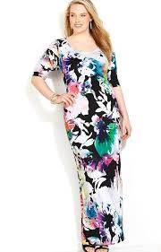 plus size maxi dresses pluslook eu collection