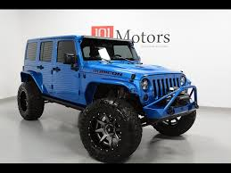 used jeep rubicon 2015 jeep wrangler unlimited rubicon hardrock for sale in tempe