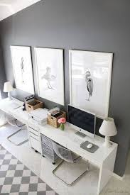 Home Office Design Inspiration Best 25 Shared Home Offices Ideas On Pinterest Office Room
