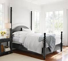 Black Wooden Bed Frames Black Wood Bed